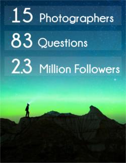 The Instagram Interviews Stats
