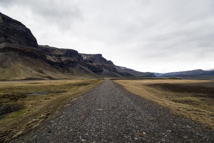 The Open Road, Iceland