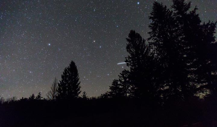 Stargazing at Spruce Knob