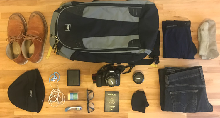 2016 Travel Gear
