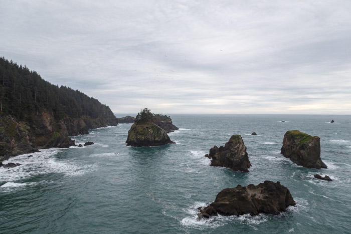 Sea Stacks, OR