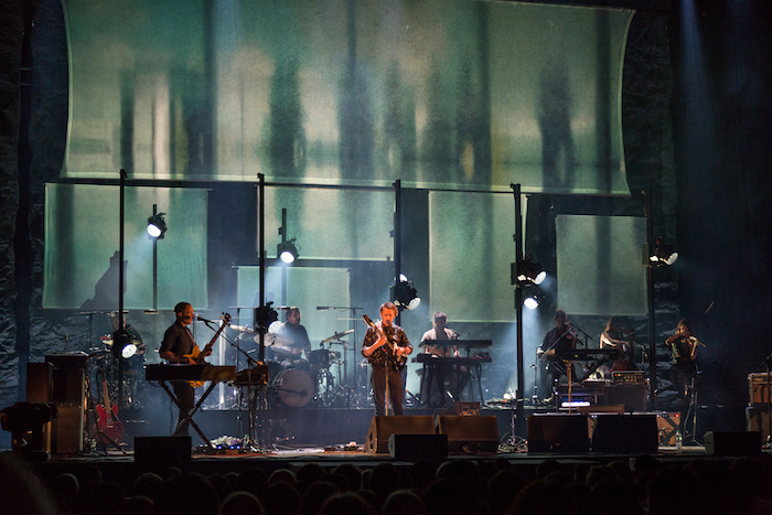 Ben Howard live at Edinburgh Playhouse