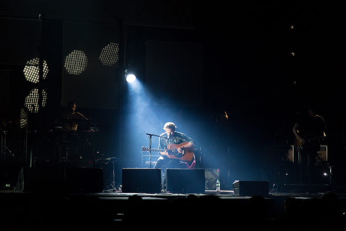 Ben Howard live at Edinburgh Playhouse, II