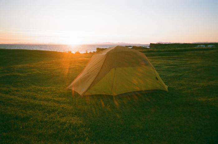 Campsite 12, Iceland